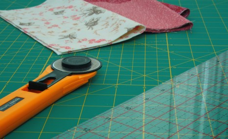 First stage quilting