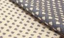 Dotty hearts fabric