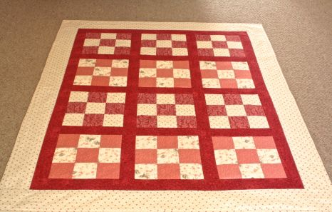 Quilt by Mrs D