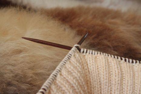 Rosewood needles
