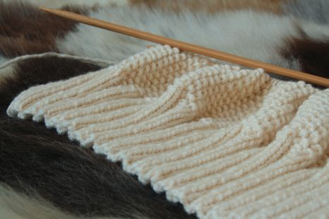 Rib and stitch