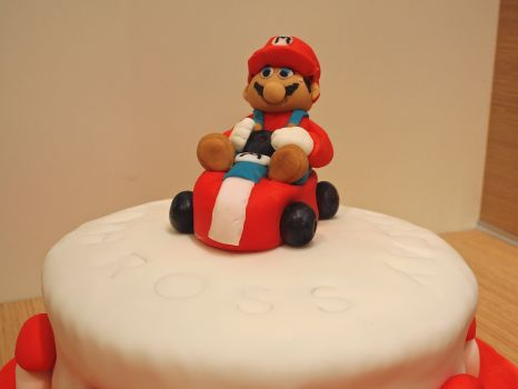Mario Kart ready for action!
