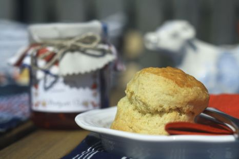 Scones for tea!