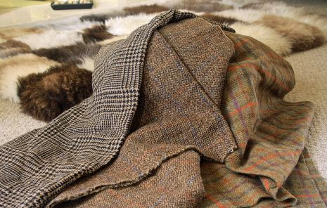Stunning Harris Tweed