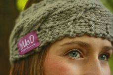 Clare Cable Knit Headband