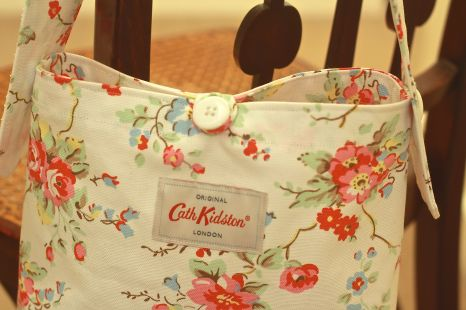 Cath Kidston Sew Shoulder Bag Instructions 77