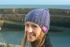 Click here to purchase the knitting pattern for the Balcomie Beanie.