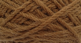 Click here to purchase Luxury Scottish ARAN Alpaca Yarn in Caramel.