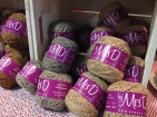 by Mrs D Alpaca Yarn at EYF 2015